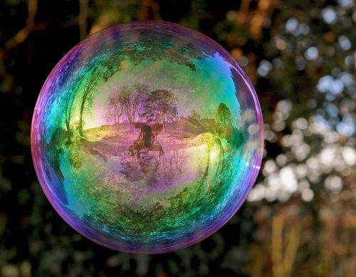 Bubbles Burst?